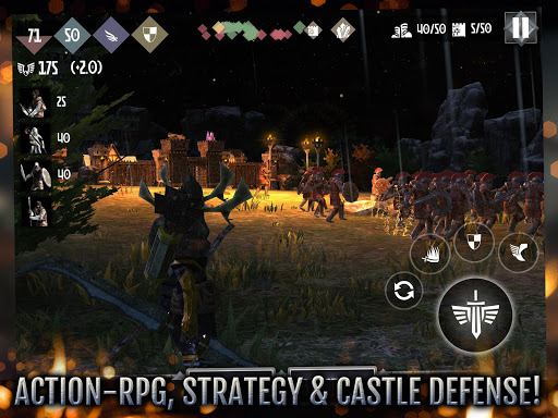 Heroes and Castles 2 - Strategy Action RPG  screenshots 12
