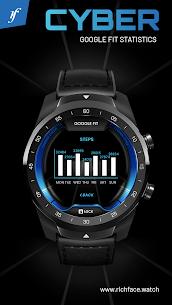 Cyber Watch Face 5