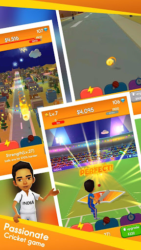 Cricket Boy  screenshots 1