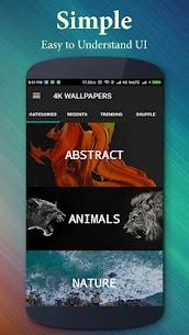 4K Wallpapers (Ultra HD Backgrounds) 2.6.3.3 Mod APK Download 2