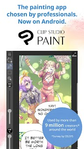 Clip Studio Paint – Drawing & Painting app – 1