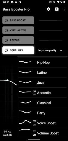 Bass Booster - Music Equalizerのおすすめ画像2
