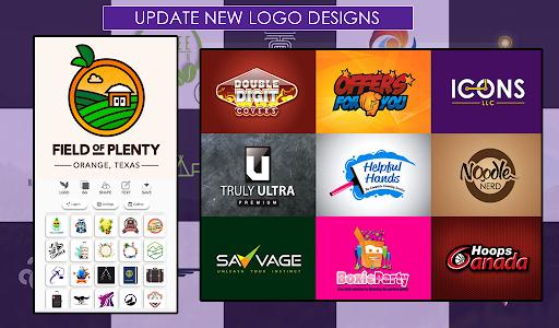 Logo Maker Free - Logo Maker 2020 & Logo Designer 4.6.0 Screenshots 7