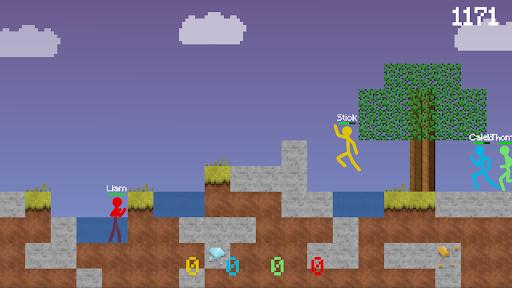 Stickman vs Multicraft: Survival Craft Pocket  screenshots 4