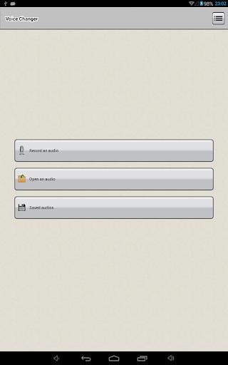 Voice Changer 1.1.39 Screenshots 12