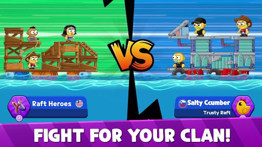 Raft Wars 1.07 screenshots 5