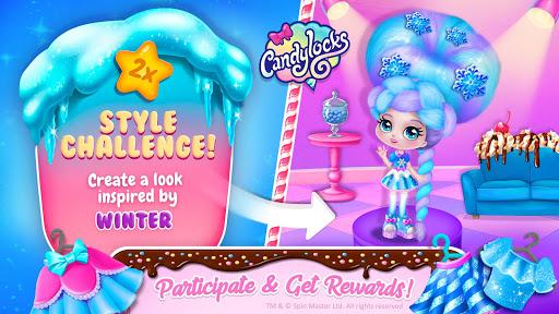Candylocks Hair Salon - Style Cotton Candy Hair  Screenshots 8