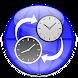 TiZo(世界時計) - Androidアプリ