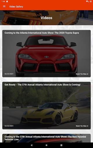 Atlanta Auto Show hack tool
