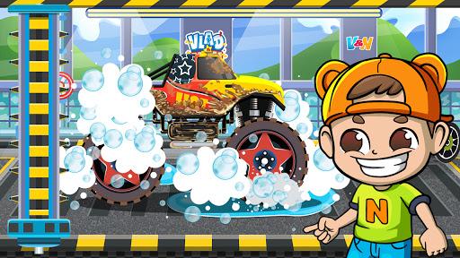 Monster Truck Vlad & Niki 1.2.1 screenshots 8