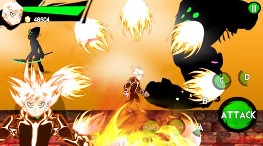 Super Boy Ultimate Power of Alien FIre Blast  screenshots 8