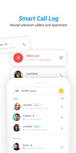 Sync.ME - Caller ID, Spam Call Blocker & Contacts screenshots 5