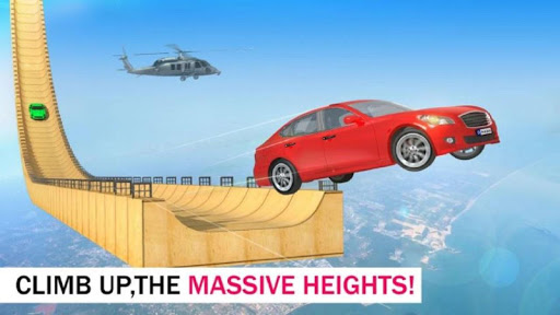 Ramp Car Stunts Free - Multiplayer Car Games 2021 4.1 Screenshots 4