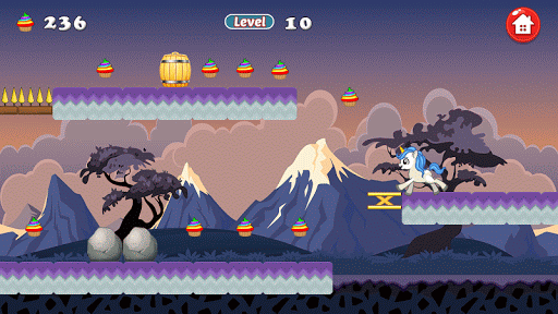Unicorn Dash Attack: Unicorn Games screenshots 2