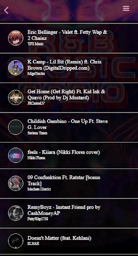 RnB Music android2mod screenshots 3