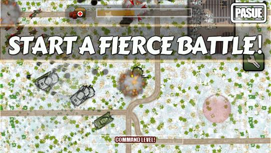TanksRoyale – 2D Battle Royale Hack Online (Android iOS) 3