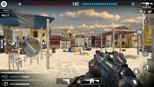Military Commando Secret Mission : Shooting Games  screenshots 7