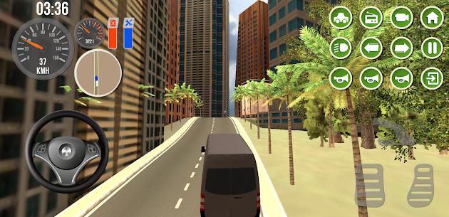 Public City Bus Driving Simulator 2021 Apk Download 3