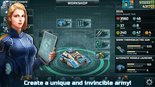 Art of War 3: PvP RTS modern warfare strategy game 1.0.88 screenshots 18