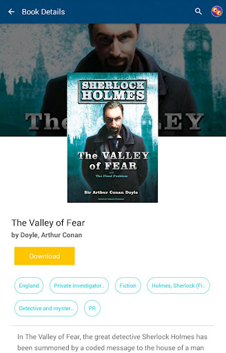 50000 Free eBooks & Free AudioBooks 5.40 Screenshots 13