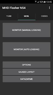 MHD Flasher N54 version 2.22 Screenshots 4