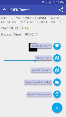 LiveATC for Androidのおすすめ画像2