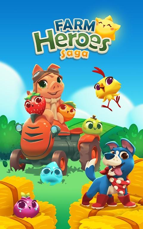 Farm Heroes Saga poster 20