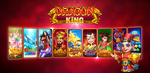 Dragon King Online Raja Laut Permainan Memancing Aplikasi Di Google Play