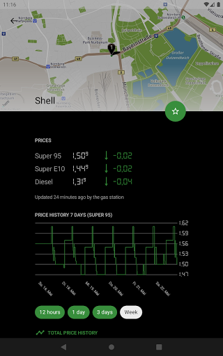 Gas Prices (Germany) 5.1.0 Screenshots 7