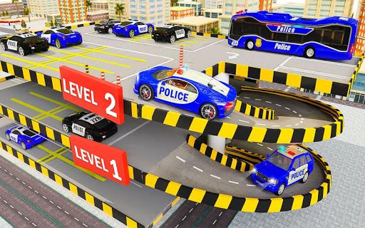 Police Multi Level Car Parking Games: Cop Car Game 2.0.6 screenshots 10