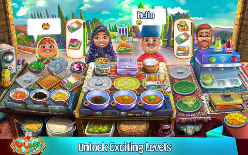 Pirbaba: An Arabian Iranian Cooking Game | u067eu06ccu0631u0628u0627u0628u0627 screenshots 20