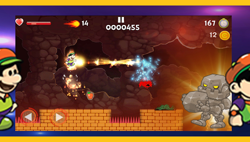 Super Mob's World 2021 - Jungle Adventures 3 (Pro) 1.0.25 screenshots 4