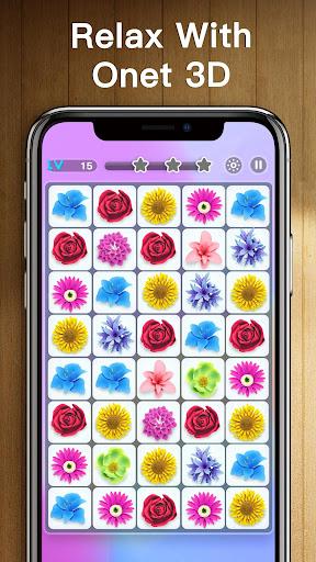 Onet 3D - Classic Link Puzzle 2.0.12 screenshots 3