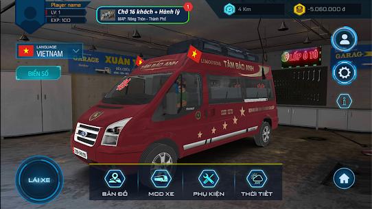 Minibus Simulator Vietnam Apk Güncel 2021* 1