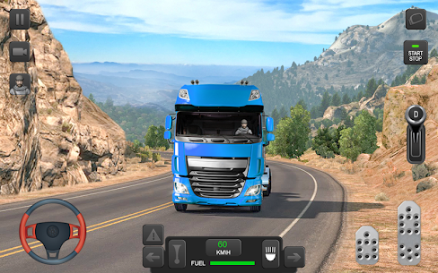 Euro Heavy Truck Drive – Driving Simulator 2019 1.9.7 Mod + Data Download 1
