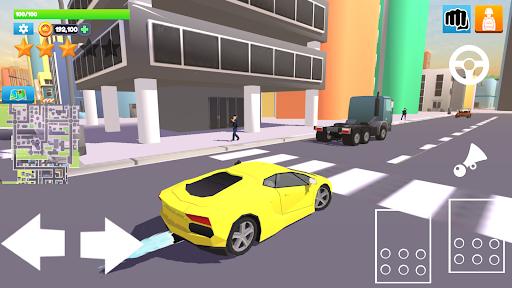 Rage City - Open World Driving And Shooting Game Apkfinish screenshots 15