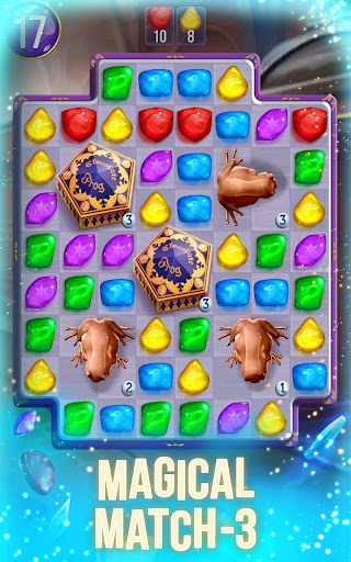 Harry Potter: Puzzles & Spells - Matching Games android2mod screenshots 7