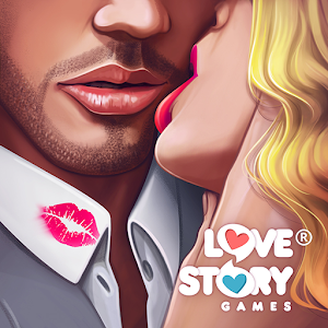 Love Story Interactive Stories Romance Games 1.3.0 by Webelinx Games logo