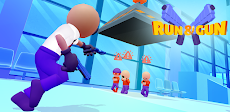 Run n Gun - AIM Shootingのおすすめ画像1