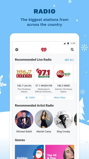 iHeartRadio: Radio, Podcasts & Music On Demand 9.26.0 Screenshots 4