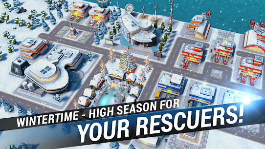 Emergency HQ Mod APK (Unlocked All) 6