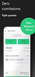 Bitpanda: Invest in crypto, stocks and ETFs