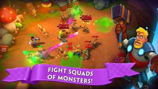 Broyalty u2013 Medieval Kingdom Wars, RPG War Strategy  screenshots 2
