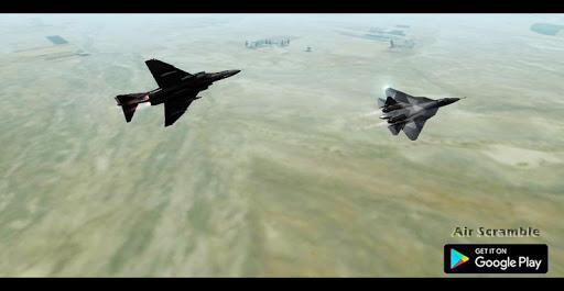 Air Scramble : Interceptor Fighter Jets 1.1.0.3 screenshots 4
