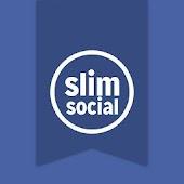 icono SlimSocial for Facebook