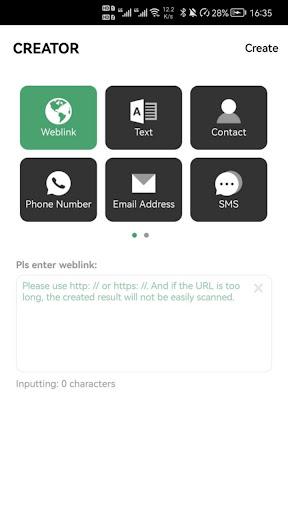 QR Code Reader Barcode Scanner android2mod screenshots 7