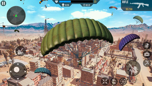 Critical Cover Strike Action: Offline Team Shooter 1.13 screenshots 1
