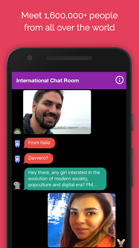 Anonymous Chat Rooms, Dating App 7.015 Screenshots 2