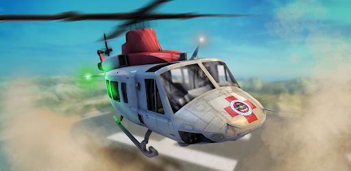 Screenshot of Helicopter Flight Pilot Simulator