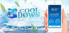 Phone Cool Down - Cooling Master & CPU Coolerのおすすめ画像1